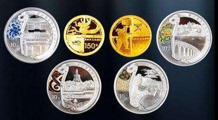 奥运金银币行情分析 哪里回收奥运金银币?高价上门回收各种金银币