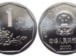 第四套人民幣菊花1角硬幣長什么樣