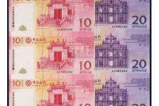 你是否察觉到澳门与香港奥运钞及连体钞的市场风险?(2)