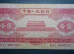 1953年1元人民币价格疯涨  背后的原因竟是这个