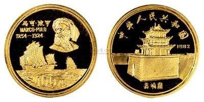 马可·波罗纪念金币荣获得国际大奖,收藏价值不言而喻