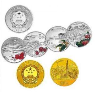 西湖文化景观金银币发行介绍,西湖文化景观金银币图案什么样?