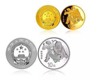 年年有余金银币发行量稀少,市场价格上涨快