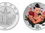 1盎司传统吉祥图吉庆有余彩色银币价格还有发展空间吗
