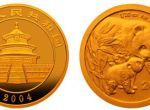 1/20盎司熊猫金币2004年版收藏价值高不高