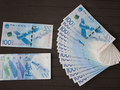 航天纪念钞价格下跌,航天纪念钞有哪些防伪标志?
