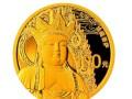 中国佛教圣地(九华山)金银纪念币背后蕴含的意义,你知道吗?
