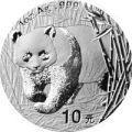 2001熊猫纪念币收藏潜力大,升值潜力高