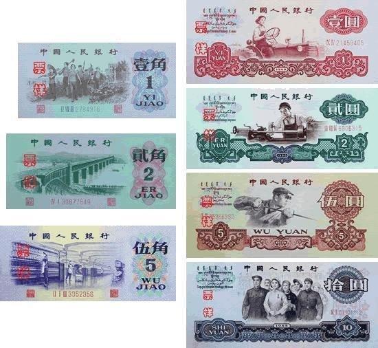 哈尔滨哪里回收旧版纸币 哈尔滨哪里长期收购旧版纸币