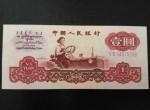第三套人民币1元纸币价格行情的收藏分析