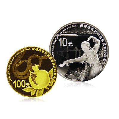 金银币辨别能力的提高,掌握这五种方法就够了