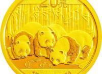 1/20盎司熊猫金币1985年版有收藏潜力吗   收藏价值高吗