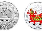 2009生肖牛年1盎司彩色银币市场未来前景好吗