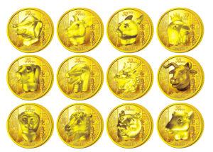 十二生肖题材纪念币市场潜力仍需观察,投资需要看好时机