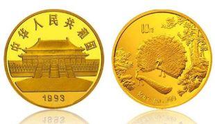 孔雀金币是藏家长期投资和珍藏的首选目标之一