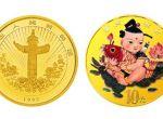 1/10盎司传统吉祥吉庆有余彩色金币限量发行  收藏价值会不会高一点
