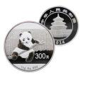 熊猫一公斤银币特色多样,是纪念金银币中为数不多的存在