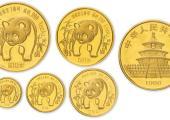 86版1盎司100元精制熊猫金币