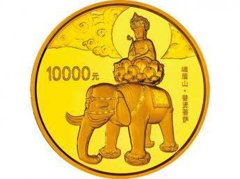 佛教圣地题材金银币发行时间介绍,佛教圣地题材金银币是唯一一套佛教纪念币