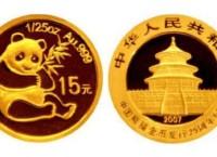 中国熊猫金银币发行25周年纪念币收藏价值大不大   市场行情分析