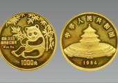 1/10盎司84版熊猫金币有什么收藏意义  收藏价值分析