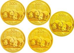 金银币市场表现冷清,部分金银币价格开始下跌