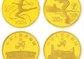 第11届亚运会女子游泳第二组金币设计有什么特点 值得收藏吗