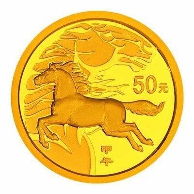 馬年金銀幣價格下跌,升值時機還需觀察