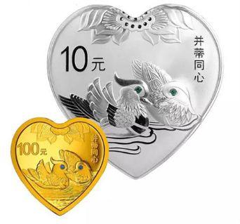 并蒂同心金银币价格飙升,价格是被哪些因素影响?