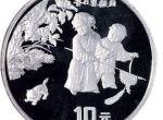 12盎司古代名画之冬日婴戏图银币制作工艺有什么独特地方