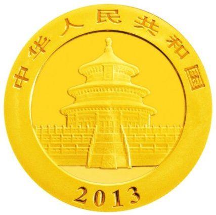 2013年一公斤熊猫金币行情投资分析,收藏价值有哪些?