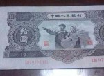 1953年10元纸币相关资讯介绍  大黑十元防伪标志