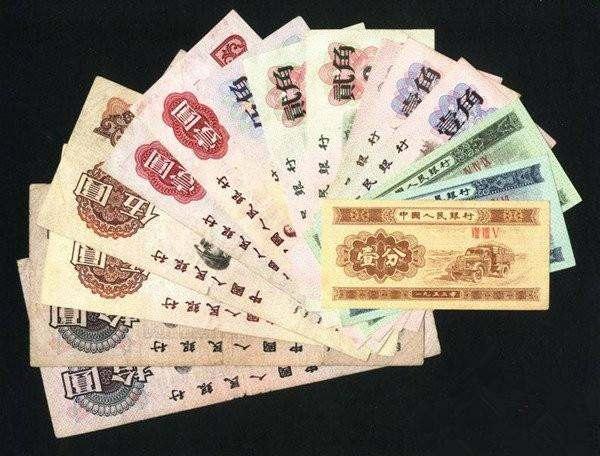 第三套人民币大全套价格涨幅惊人!原因很简单但是被很多人忽略了!