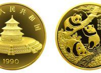 12盎司精制熊猫金币1990年版值得新手收藏吗