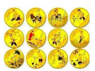 彩色生肖金银币鉴赏 彩色金银币工艺与价值相匹配吗?