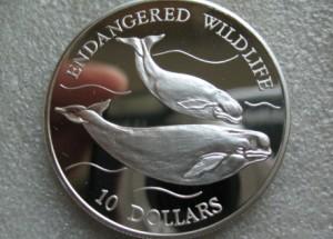 珍稀动物一组银币套装目前价位较低,适合社会各阶层收藏投资