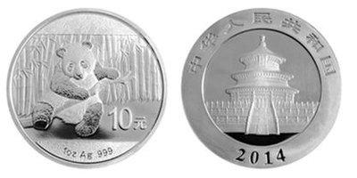 熊猫银币的价值是依靠什么