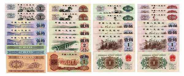 第三套人民币价格还会持续上涨吗?看看专家是怎么分析其投资前景的!