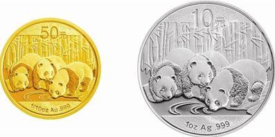 2013熊猫纪念金币在收藏市场大放异彩,短期不可能出现下跌