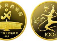 11届亚运会第1组艺术体操金币设计有什么特别之处
