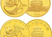 1/2盎司熊猫金币1984版有什么收藏价值