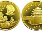 1983年马可波罗头像金币100元升值空间大不大