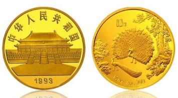孔雀开屏图5盎司金币制作精美,是中国传统文化和现代先进的造币工艺的完美结合