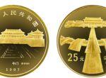 1/4盎司北京故宫博物院金水桥金币有什么特点   值得收藏吗