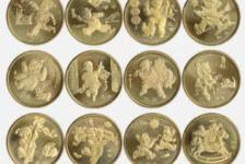 中国流通纪念币大全套收藏投资热