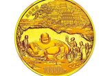 1公斤世界遗产杭州西湖金币价格上走势如何  抗跌性强不强