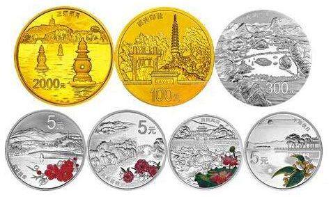 我國都發行過哪些紀念幣?你都了解多少?