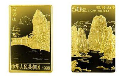 桂林山水金币市场表现稳定,是收藏的不错选择