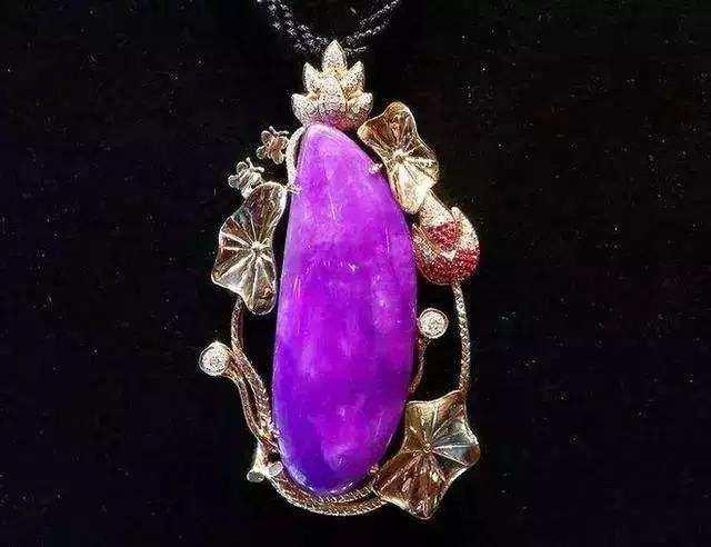 紫罗兰翡翠长什么样子?紫罗兰翡翠有哪些寓意?
